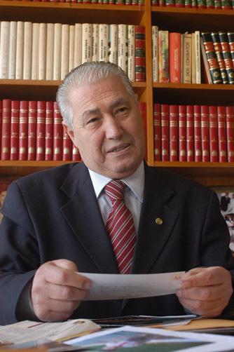 Ex-prefeito Mario David Vanin tratava doença psiquiátrica havia 20 anos Roni Rigon, BD/