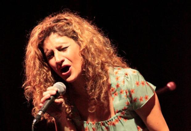 Ana Prada, que se apresenta nesta sexta em Caxias, fala sobre suas influências musicais Divulgação MS2/divulgação