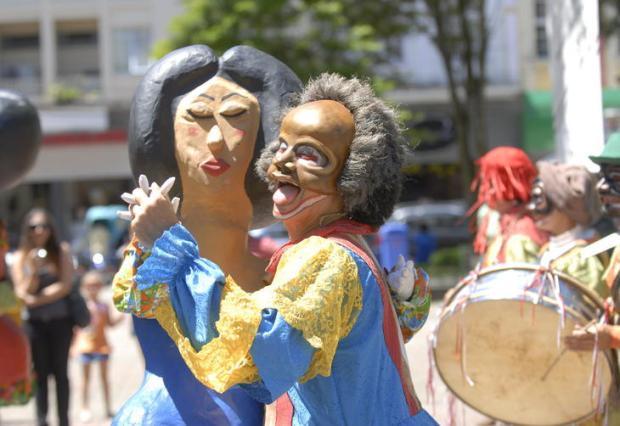 Espetáculo de rua apresentado em Caxias, leva mesmo nome de montagem censurada em 1980 Pena Filho/