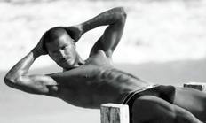 David beckham sexy pictures