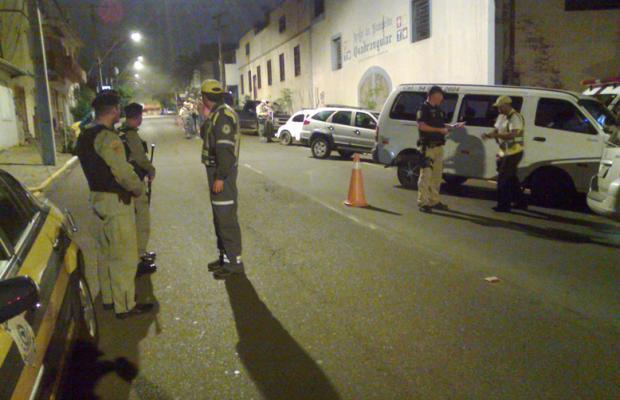 192 motoristas são flagrados embriagados em Caxias nos três primeiros meses do ano Edenor Wiedtheuper, Fiscalização de Trânsito, Divulgação /