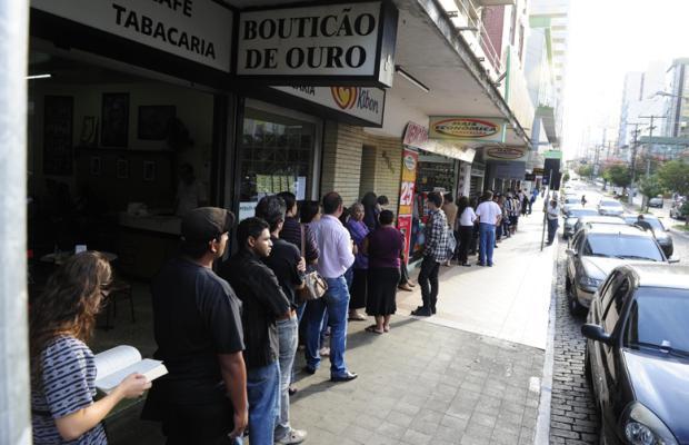 Agendamentos pela internet para carteira de identidade em Caxias estão esgotados Roni Rigon/