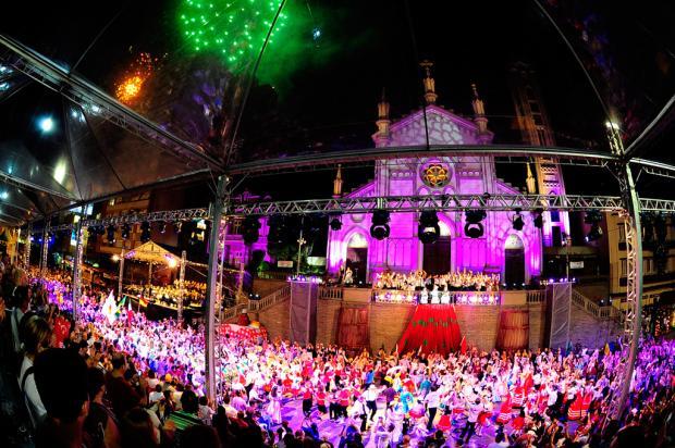 Festa da Uva de 2014, em Caxias do Sul, já tem data marcada Ricardo Wolffenbüttel/
