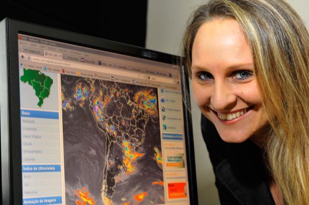 Meteorologista Estael Sias é a nova colunista do Pioneiro  Genaro Joner/