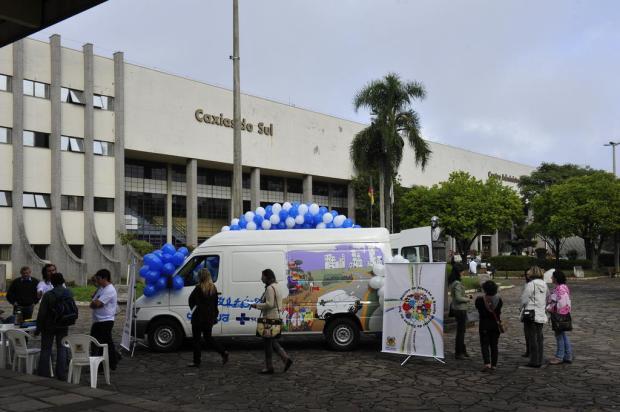 Consultório de Rua é apresentado para a comunidade de Caxias do Sul roni rigon/