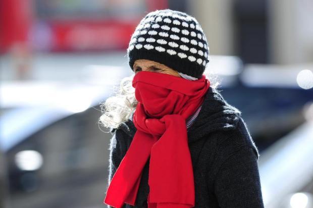 Pelo menos seis municípios da Serra registram temperaturas negativas Ronaldo Bernardi/Agência RBS