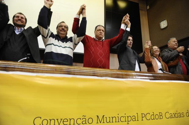 Assis Melo e João Carlos Berti são oficializados para disputar a prefeitura de Caxias do Sul Maicon Damasceno /