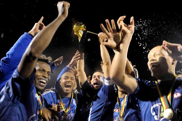 Esportivo é campeão da Divisão de Acesso com empate na Montanha dos Vinhedos Juan Barbosa/