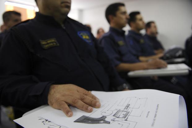 Guardas municipais de Caxias do Sul ministram cursos em outras cidades Maicon Damasceno /