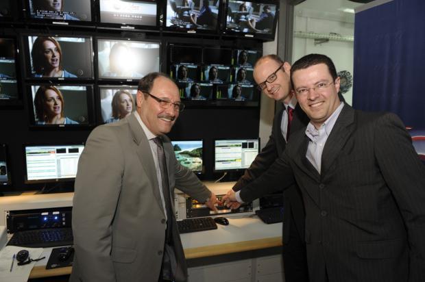 RBS TV agora transmite em HD Porthus Junior/