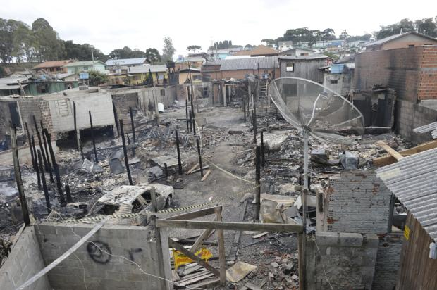 Solidariedade pelas vítimas do incêndio no Serrano ganha força em Caxias do Sul Porthus Junior /