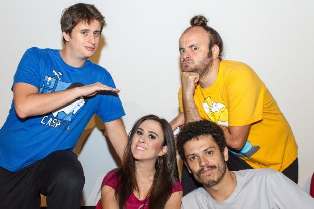 Espetáculo 'Quinta Categoria no Teatro' será apresentado domingo, em Caxias Felipe Costa Ferreira, divulgação /