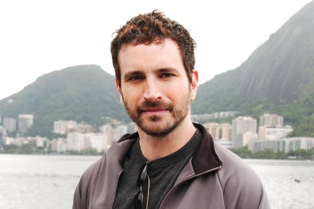 Caco Ciocler estará em 'Salve Jorge'  Márcio de Souza, TV Globo/ Divulgação /