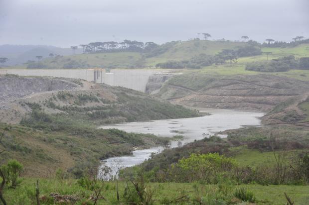 Barragem Marrecas é oficialmente aberta nesta quarta-feira, em Caxias do Sul Roni Rigon/