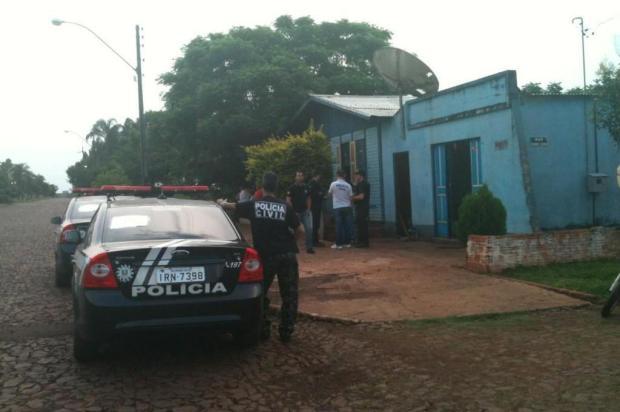Polícia desarticula quadrilha de tráfico de drogas em Santo Antônio das Missões Reprodução/Twitter Polícia Civil