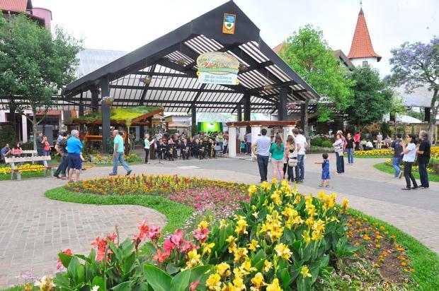 Nova Petrópolis inicia 8º Festival da Primavera Jonas Ramos/Especial