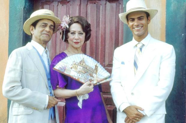 Canal Viva exibe novela 'Renascer' a partir desta quarta TV Globo/