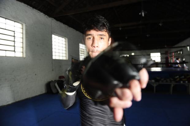 Diego Nunes lutará no Ibirapuera dia 19 de janeiro Porthus Junior /