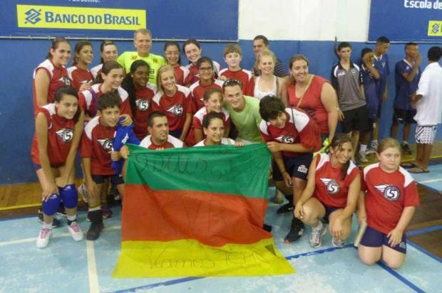 Escola Bernardinho de Caxias leva jovens ao Rio de Janeiro  Arquivo de Ivanete Salvador, divulgação/