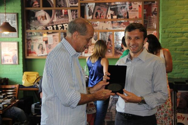 ACBF tem destaques no Prêmio Renato Cardoso Nicolas Andrade /