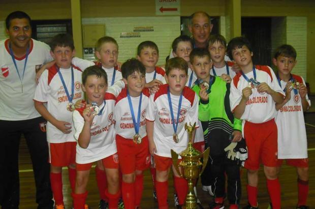 Nova Era conquista dois títulos na Supercopa de Futsal 2012 Arquivo pessoal, Divulgação/