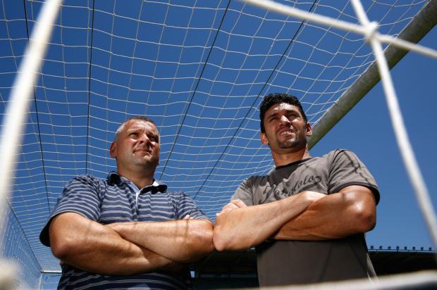Clássico da Uva de 1994 é o recordista de gols na história do Ca-Ju no Estádio Alfredo Jaconi Maicon Damasceno, Agência RBS/
