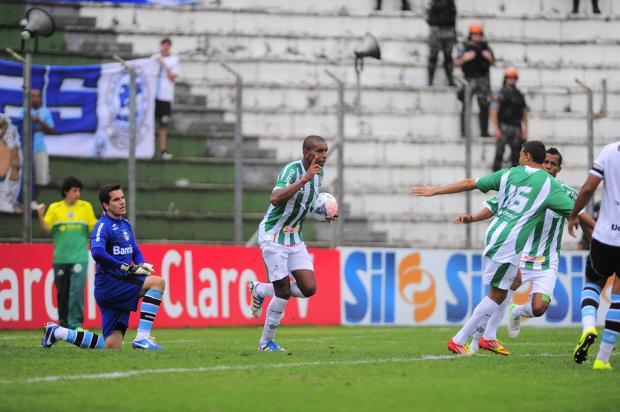 Juventude bate Grêmio por 2 a 1, de virada, com dois gols de Zulu Porthus Junior, Agência RBS/