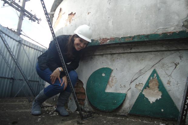 Tesouros estão escondidos nos prédios de Caxias do Sul Acervo pessoal Carla Todescato, divulgação/