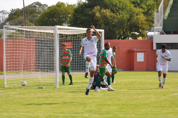 Juventude goleia o Brasil-Fa por 3 a 0 em amistoso preparatório para a Taça Farroupilha Arthur Dallegrave, divulgação/