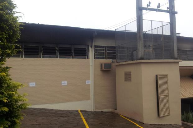 Incêndio atinge empresa no bairro São Leopoldo, em Caxias do Sul André Fiedler/ Especial/