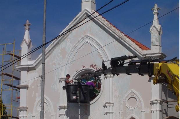 Igreja de São Romédio reabre neste sábado em Caxias do Sul Gilmar Pedron Lorenzi, divulgação /