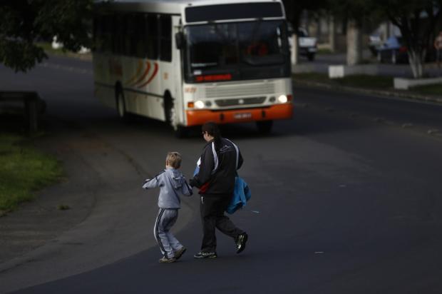 Um ano após morte de menino, trecho da BR-116 no bairro Planalto, em Caxias do Sul, segue sem passarela  Maicon Damasceno /Agência RBS