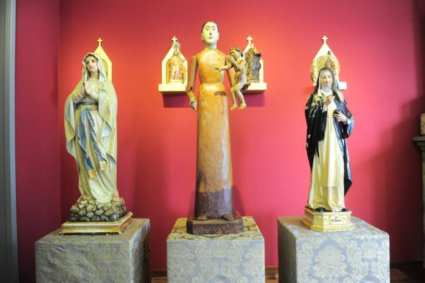 Exposição no MusCap, em Caxias, resgata arte sacra anterior ao Concílio Vaticano II Porthus Junior /