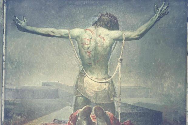 Com procissões e encenações, cidades da Serra revivem morte e ressurreição de Jesus Cristo Aldo Locatelli, Reprodução/