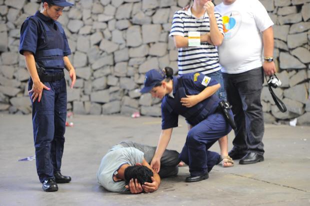 Força-tarefa vai agir contra os bondes em dias de passe livre nos ônibus em Caxias do Sul Porthus Junior /Agência RBS