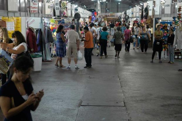 Percurso de visitação dos pavilhões da Festa da Uva, de Caxias do Sul, terá mais de uma saída em 2014 Nereu de Almeida, Banco de Dados, Agência RBS/