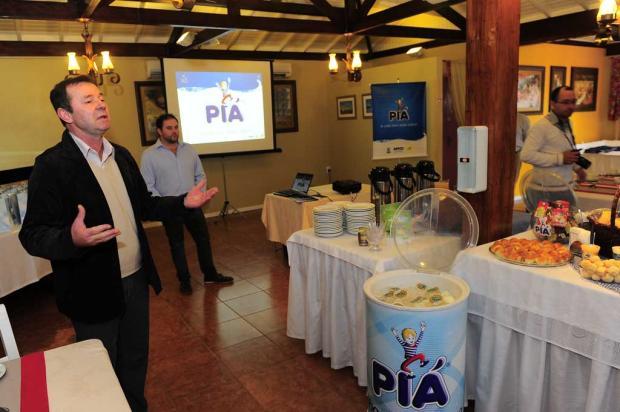 Cooperativa Piá anuncia nova unidade industrial e 35 novos produtos Porthus Junior, Agência RBS/