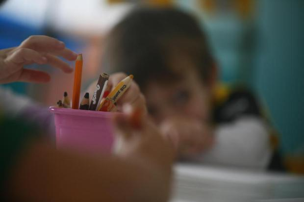 Crianças de quatro anos perdem turno integral em Gramado Jessé Giotti/Agencia RBS