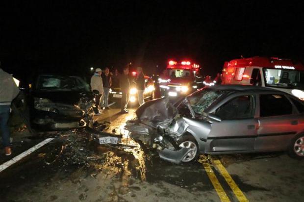 Duas pessoas morrem no intervalo de oito horas na RSC-470, na Serra Altamir Oliveira/ Divulgação/