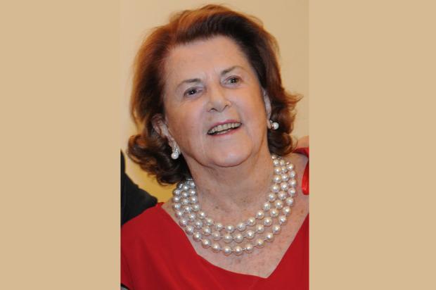Morre, em Caxias, a esposa do presidente emérito da Marcopolo, Paulo Bellini Julio Soares, divulgação, banco de dados/