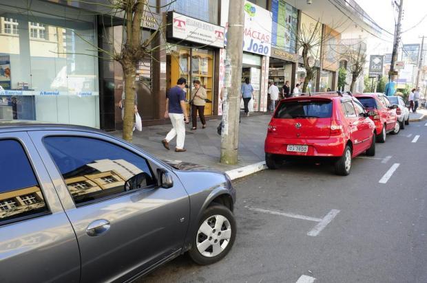 Projeto de lei prevê a destinação de 2% das vagas de estacionamento de Caxias para gestantes Roni Rigon/Agencia RBS