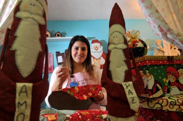 Artesanato Kaminski Telefone ~ Natal movimenta ateli u00eas e fábricas em Caxias do Sul Economia Pioneiro