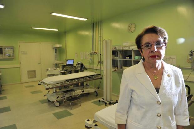 Secretária de Saúde de Caxias do Sul justifica que programa Mais Médicos não permite usar profissionais em outras funções Roni Rigon/Agencia RBS