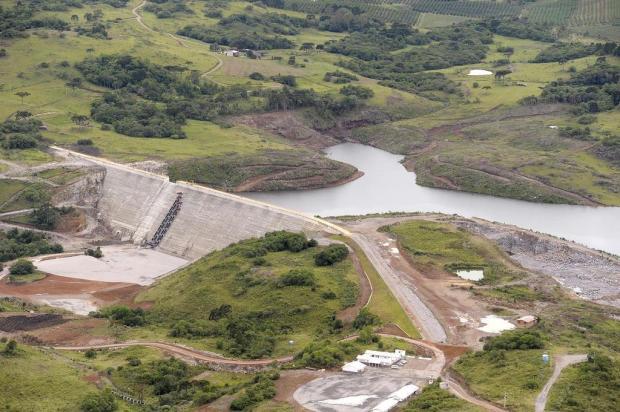 Sistema Marrecas só deve abastecer população de Caxias do Sul a partir de março de 2014 Juan Barbosa/Agencia RBS