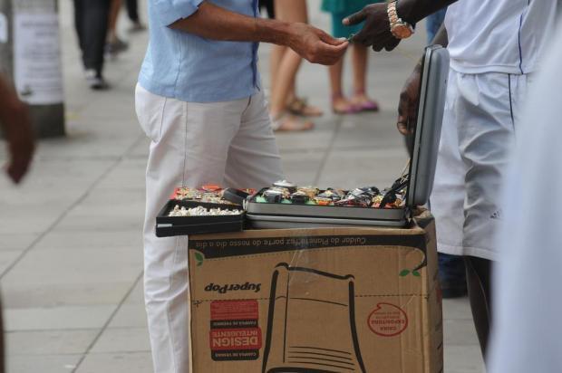 Prefeitura lança iniciativa para reduzir comércio irregular nas ruas de Farroupilha Roni Rigon/Agencia RBS