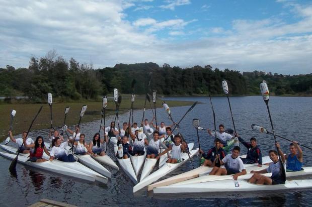 Furto de caiaques não deverá afetar crianças beneficiadas com aulas de canoagem, em Caxias do Sul Alvaro Acco Koslowski/Divulgação