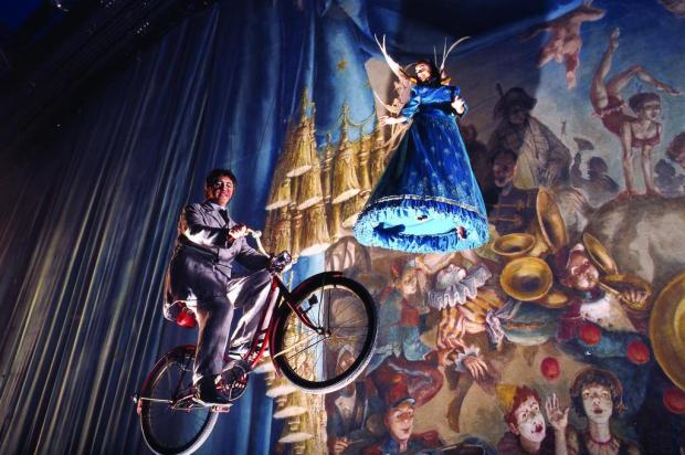 Ingressos à venda para ver o Cirque du Soleil em Porto Alegre T4F/Divulgação