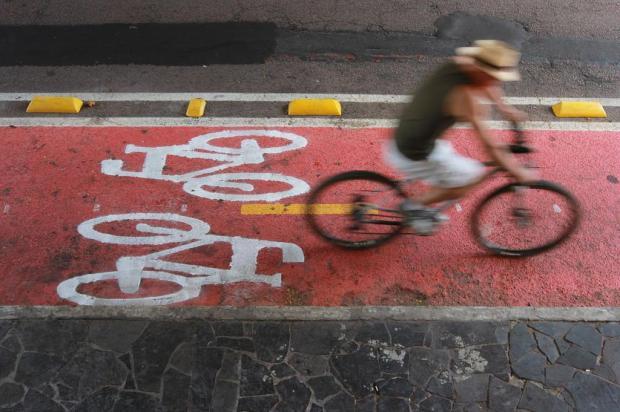 Reunião pretende definir ajustes para elaboração de ciclofaixa em Gramado Guilherme Santos/Especial