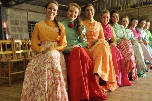 CTGs de Caxias participam das competições de danças tradicionais no Rodeio Internacional de Vacaria Gabriel Lain/Especial