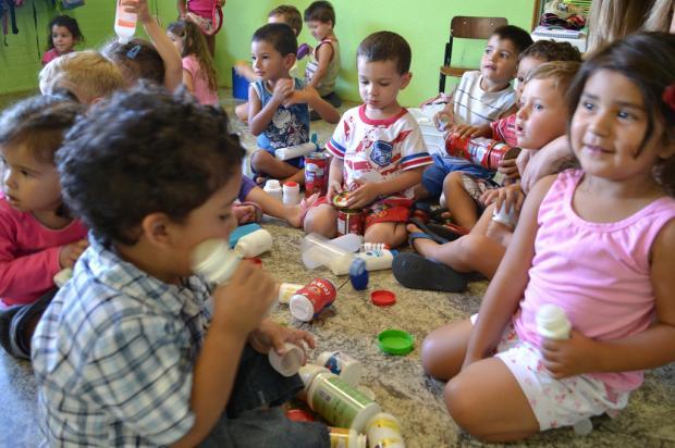 Ano letivo tem início nesta segunda-feira nas escolas municipais de educação infantil de Caxias do Sul Vitória Gobbi/ Divulgação/